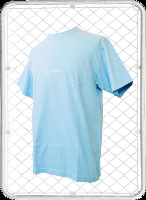 5colors T-shirt / ファイブカラーズ ロゴ入り T-シャツ