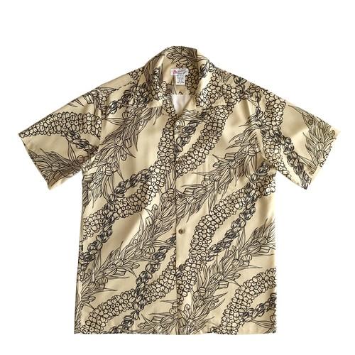Mountain Men's オープンアロハシャツ /  Lei Aloha 残り僅か