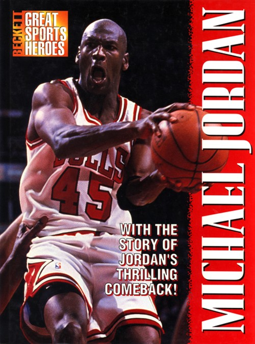 Michael Jordan / Beckett Great Sports Heroes