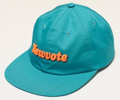 NEWVOTE CAP - AQUA