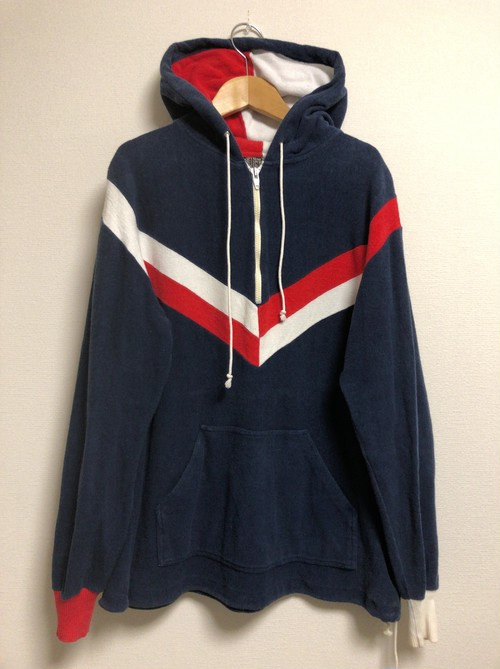 late70's〜early80's pile sweat parka