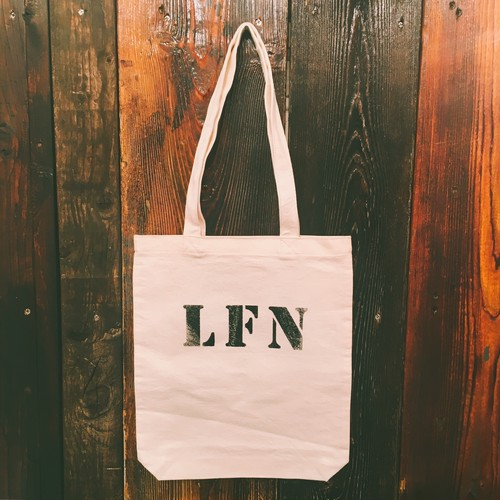 LFN Tote Bag (WHITE)