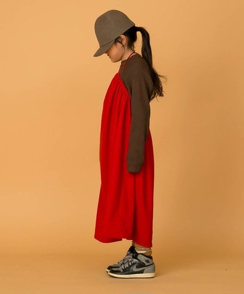 MOUN TEN. マウンテン wool blend dress size:110・125