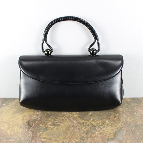 .HAMANO LEATHER FORMAL HAND BAG MADE IN JAPAN/濱野レザーフォーマルハンドバッグ 2000000043838