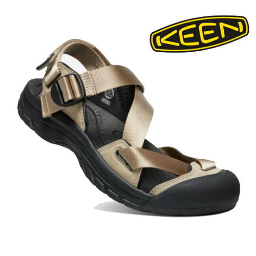 KEEN キーン メンズ サンダル ゼラポート ツー Safari/Black 1024692