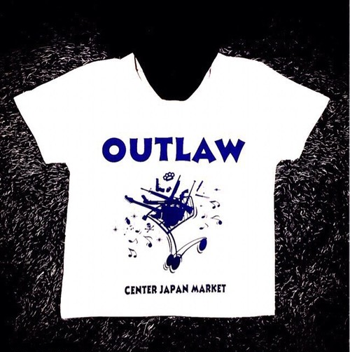 OUTLAWs MARKET kids T