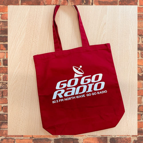 「GOGO RADIO」 トートバック