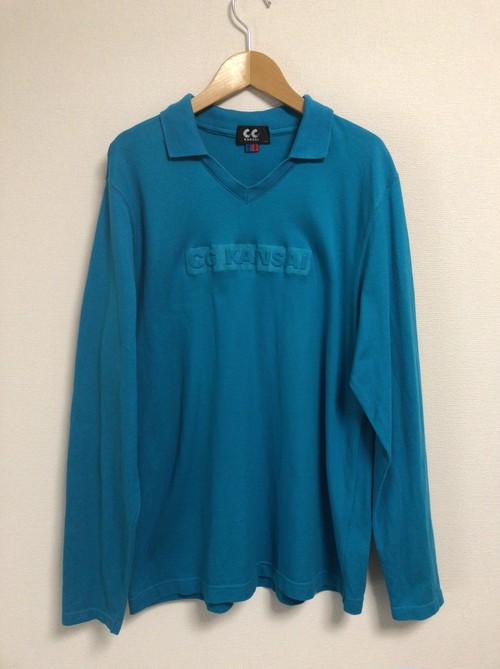 early2000's CC KANSAI polo L/S shirt
