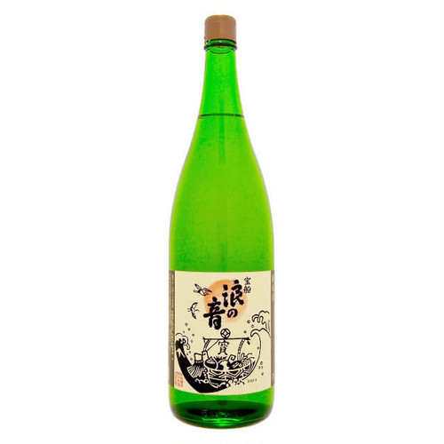 【1800ml】宝船 浪の音 純米酒