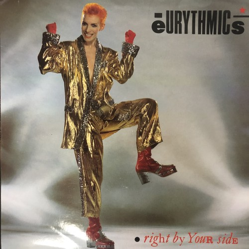 Eurythmics - Right By Your Side【7-20639】
