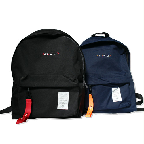 WILL Chapter 45 BackPack