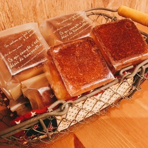 レモンキューブケーキ 16個入りBOX (送料込み)