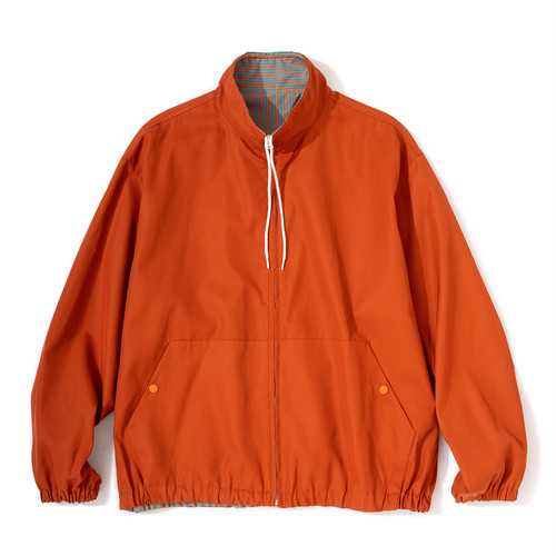 "Just Right ""TS Reversible Jacket"" Orange"