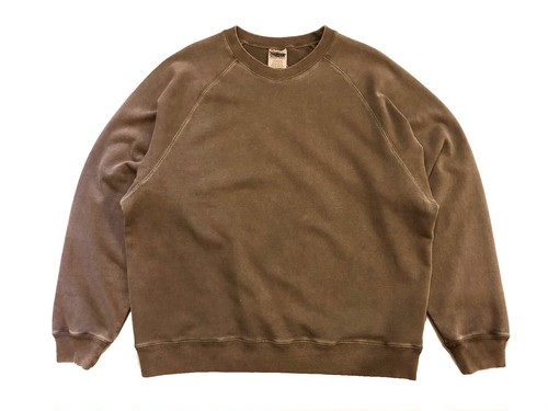PIGMENT CREWNECK SWEAT / ONEITA