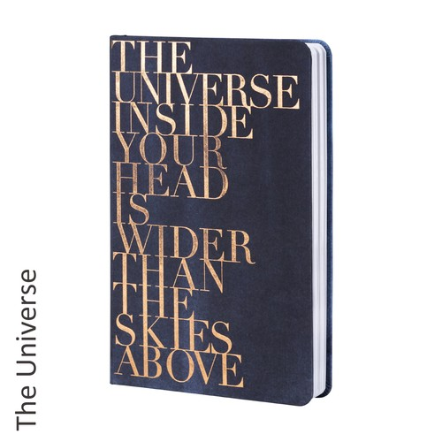 ノートブック The Universe  #831