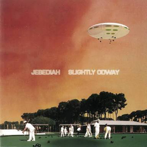 【USED】Jebediah / SLIGHTLY ODWAY