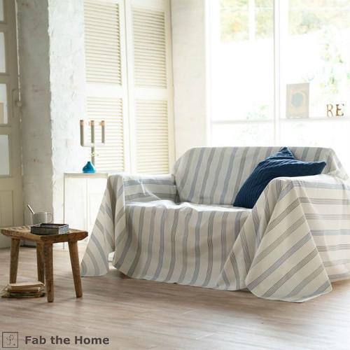 Wish stripe マルチカバー Sサイズ fab the home 森清 FH156177