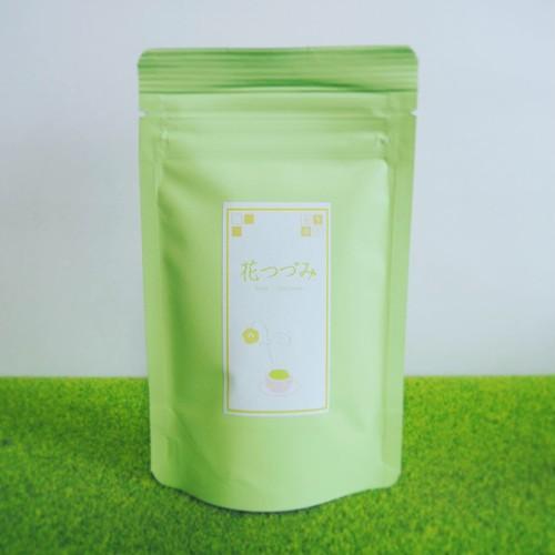 花つづみ リーフ 30g/袋入り   【香り緑茶/牧之原産】