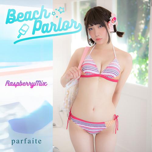 beach parlor / raspberry mix