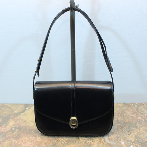 .OLD BALLY LEATHER SHOULDER BAG MADE IN ITALY/オールドバリーレザーショルダーバッグ 2000000031101