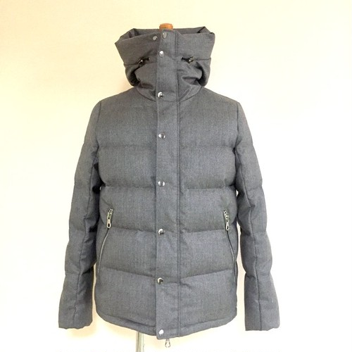 Tasmania Wool Down Blouson Gray