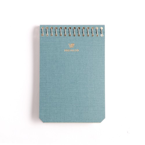 Postalco/Notebook A7/Light Blue
