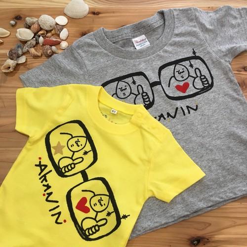 アカインTシャツ キッズ&ベビー