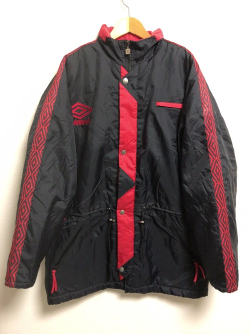 2000's UMBRO bench coat