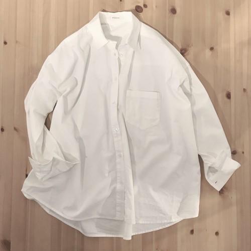 MINELAL ビッグシャツ