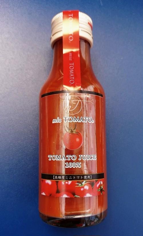 【ミニ赤100ml×10】赤のミニトマトジュース10本セット