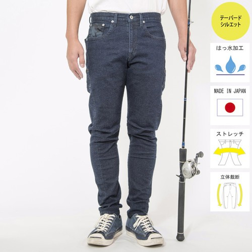 """The Run&Gun""  FISHING 3D DENIM  BW-103VM"