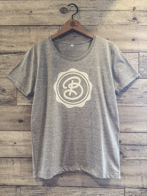 for Classics :CIRCLE LOGO /  HEATHER GRAY / WHITE PRINT :DBKFC-LADIES / S-XL