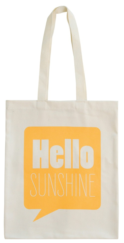 バッグ Hello Sunshine