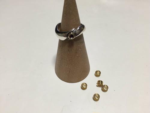 Strings Custom Ring