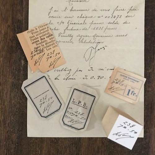 オリジナルスタンプ 手書き文字