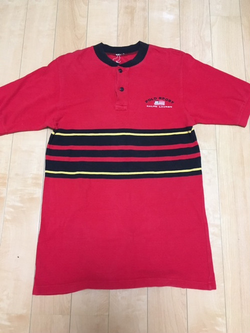POLO SPORT ポロシャツ