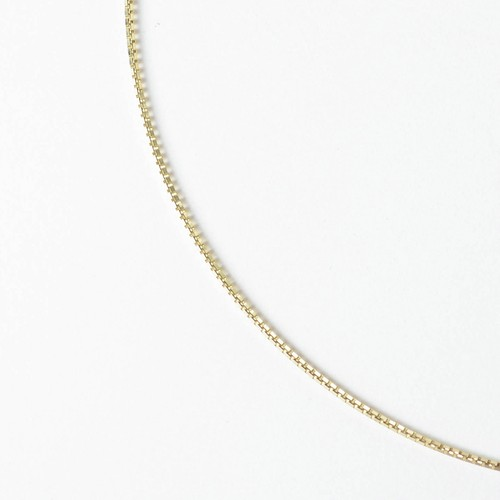 40cm Regular Chain C-923◇K18YG/PG