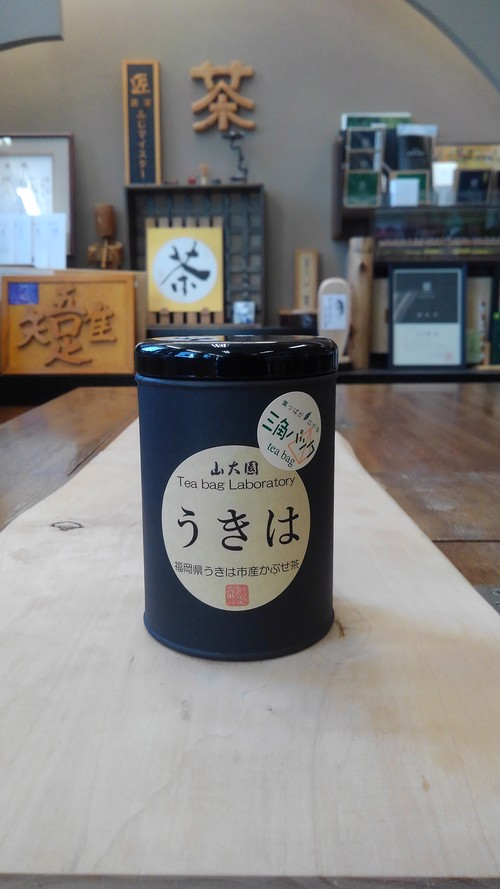 Tea bag Laboratory うきは 福岡県産かぶせ茶 3g×12包入り