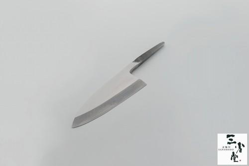 出刃 8A ステンレス 左利き用 水牛柄 150mm