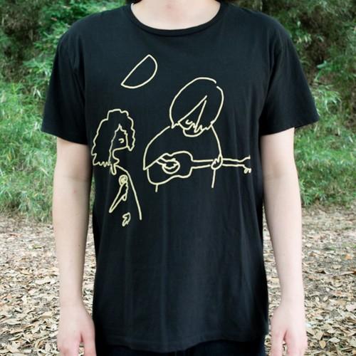 半月酒場 星めぐりのたび ツアーTシャツ