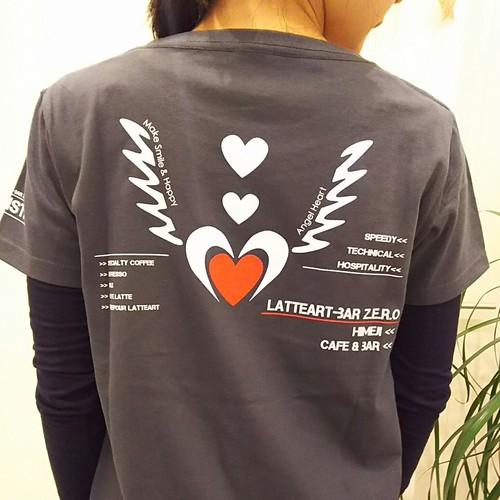 【Z.E.R.O_オリジナルTシャツ・デニム】[Angel Heart-デザイン]