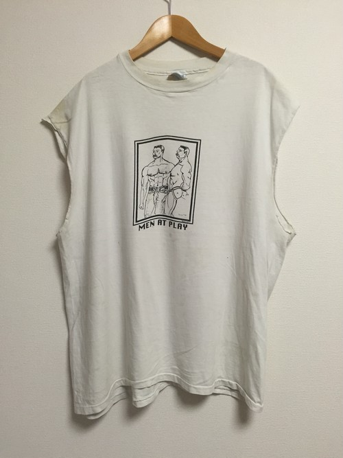 1992's gay pornography cut-off T's