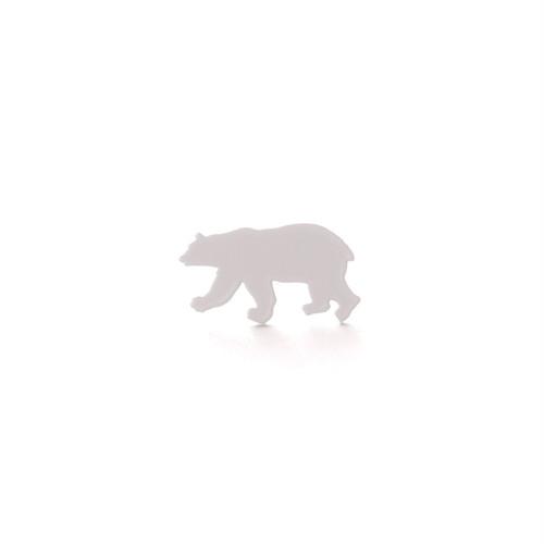 Safari Post - Polar Bear White