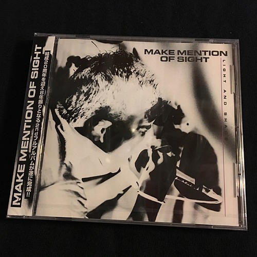 MAKE MENTION OF SIGHT / light and shade (CD)