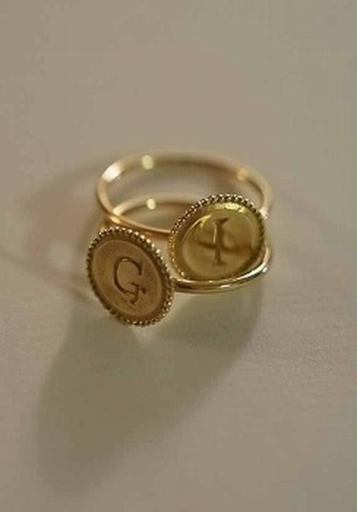 【GIGI】Coin ring