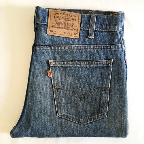 "Levi's 517  W36 inch ""MADE IN USA"" <Used>"