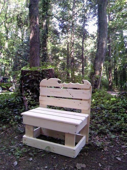 「風の花台」&「森の花台」 ジグソー体験