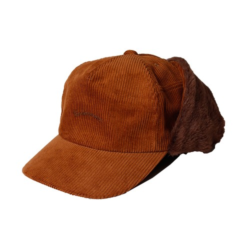 Corduroy Flight Cap -camel <LSD-AI3AC1>