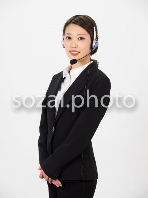 人物写真素材(rin-4187436)