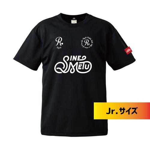 【Jr.】REGATEプラシャツ/ブラック
